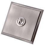 Pewter Electrical Sockets & Switches