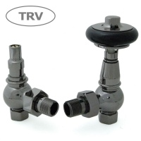 Amberley TRV Cast Iron Radiator Valves