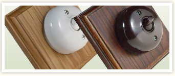 Period Light Switches: Bakelite Range - Light Switches,Lighting