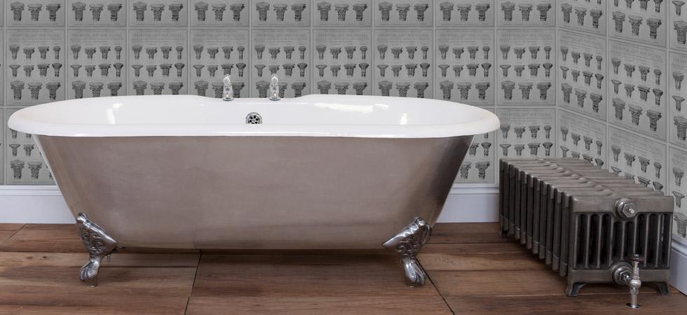 Cast Iron Baths. Period Bathrooms   Add Classical Elegance To Your Bathroom