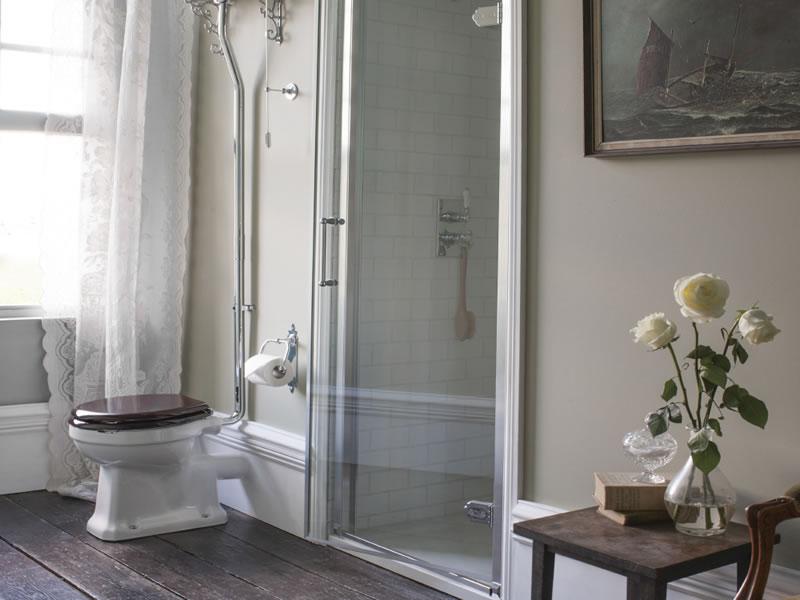 Burlington Bathrooms Showering