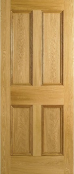 Wooden Front Doors And Solid Oak Made To Measure Doors