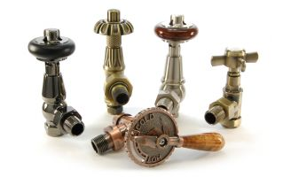 Cast Iron Radiator Valves & Accessories
