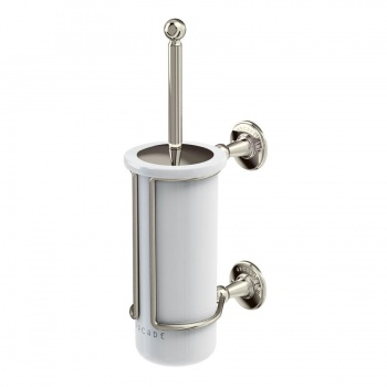 Arcade Bathrooms - Wall-Mounted Brush & China-Holder