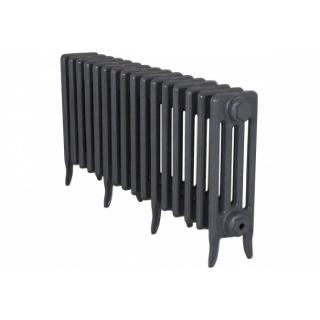 Victorian 4 Cast Iron Radiators 460mm - 16 Section