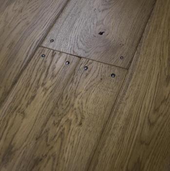Georgian oak flooring for Hardwood floors hurt feet