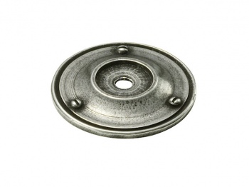 Finesse Genuine Pewter Backing Plate