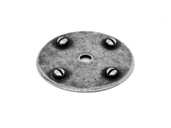 Finesse Genuine Pewter Backing Plate - PBP006