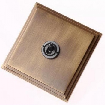 Period Light Switches: ,Lighting