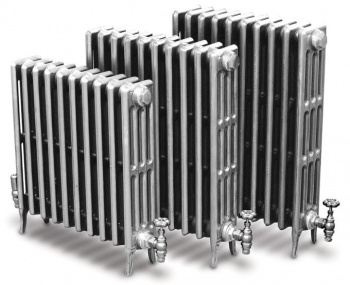 Victorian 4 Cast Iron Radiator 325mm