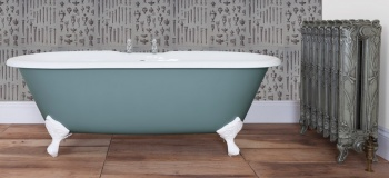 Cast Iron Baths - The Bisley