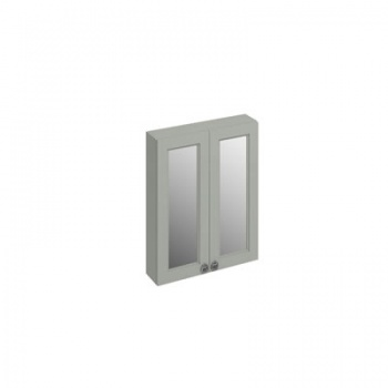 Double Door Mirror wall Unit