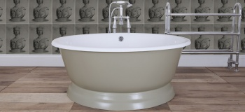 Cast Iron Baths - The Drum
