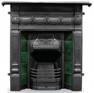 The Lambourn Cast Iron Fireplace