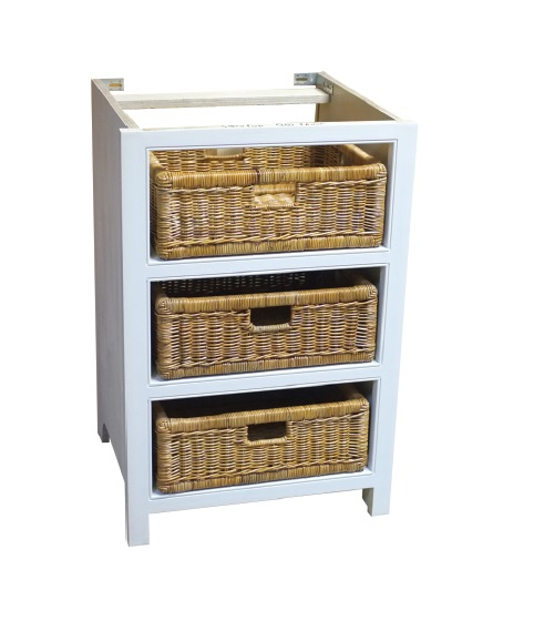 Fitted kitchen 530 basket unit for Fitted kitchen dresser unit