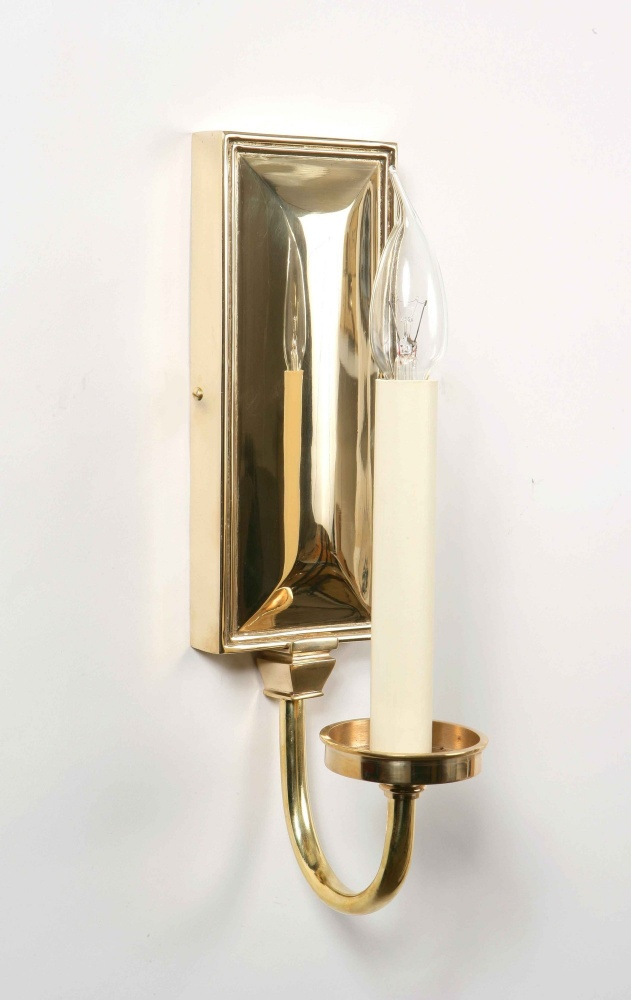 Antique Georgian Wall Sconces : Georgian Wall Sconce