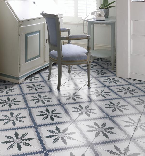 Moroccan Impressions Monastery Floor Tiles