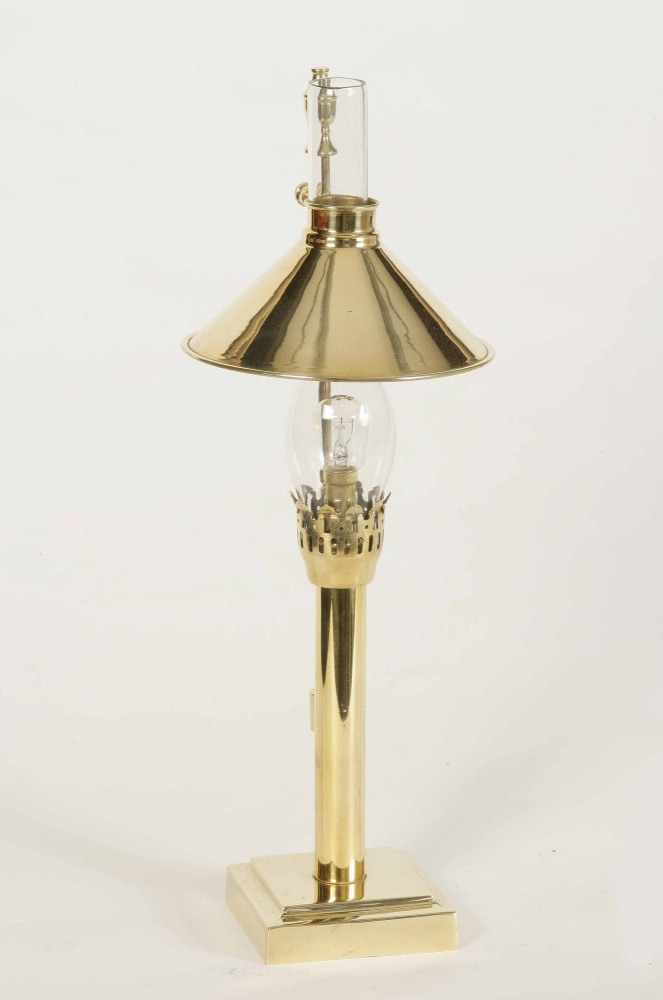 Tinker Brass Table Lamp