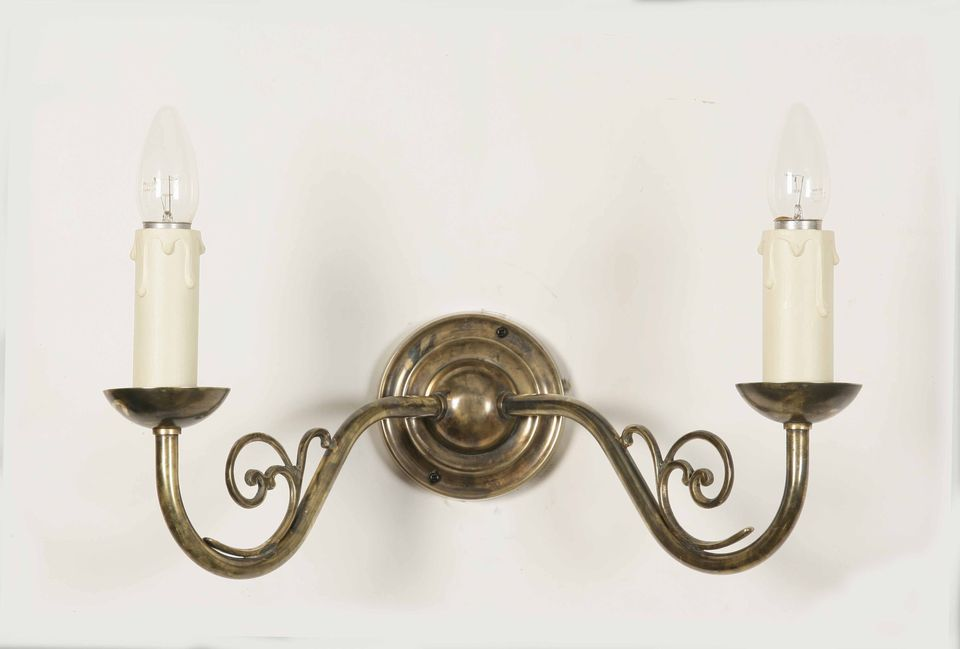 Twin Cottage Wall Light