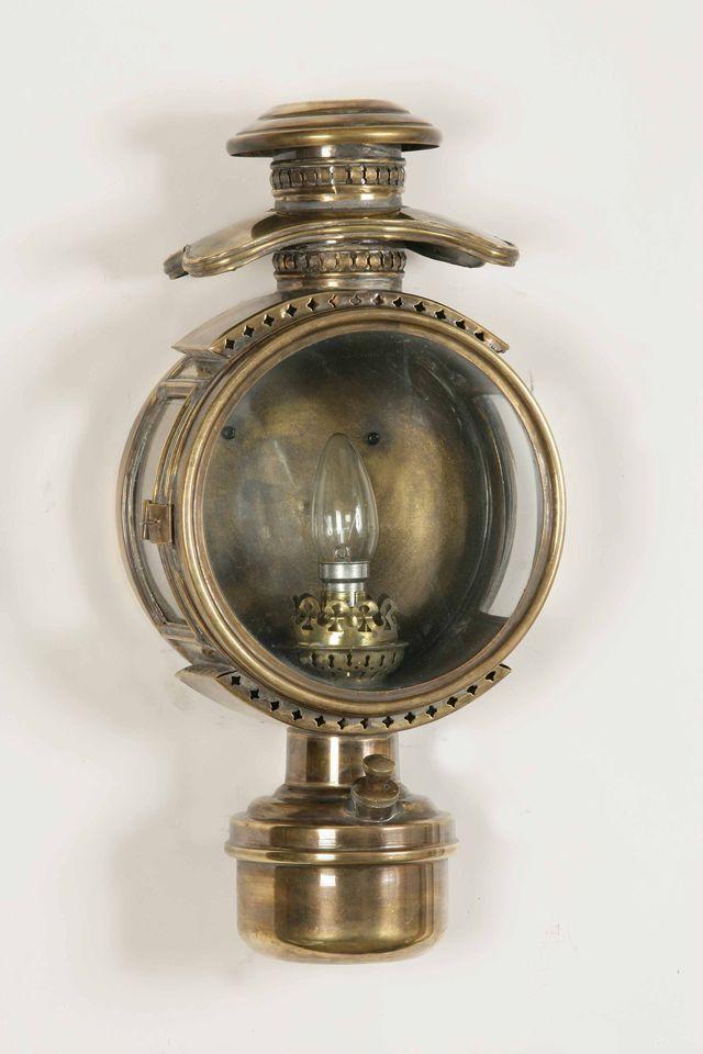 Wharf Lamp
