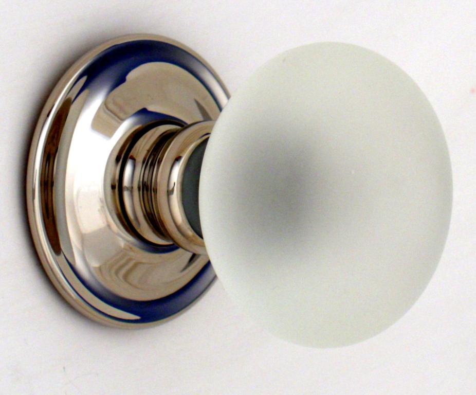 how to clean fake brass door knobs