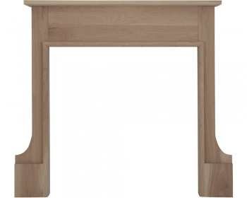Milton Wooden Fireplace Surround
