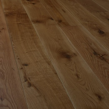 UV Oiled Engineered Oak Flooring - Finish: Rustic UV Oiled