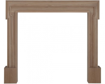 Palladio Wooden Fireplace Surround