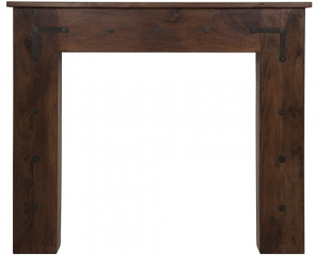 Thakat Wooden Fireplace Surround