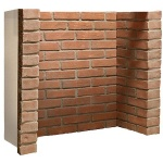 3 Piece Brick Chamber with Returns