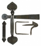 Gothic Thumblatch XL Beeswax