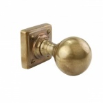 Louis Fraser 742 Ball Mortice Knob (Pair)