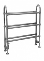 The Ermine Heated Towel Rail Chrome