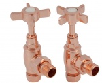 Belgravia Manual Copper