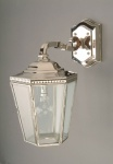 Nickel Chelsea Overhead Lamp