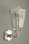 Nickel Chelsea Wall Lantern