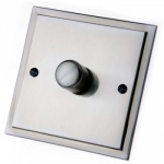 Single Step Dimmer Switch Pewter