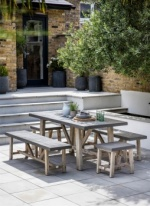 Chilson Table - Small - Cement Fibre