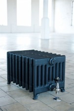 Victorian 9 Cast Iron Radiators
