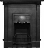 The Abingdon Cast Iron Fireplace