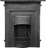 The Oxford Cast Iron Fireplace