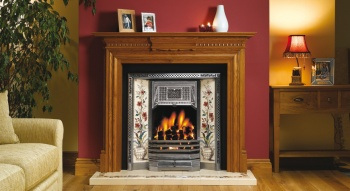 Stovax Victorian Tiled Fireplace Fronts