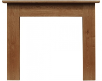 Wexford Wooden Fireplace Surround - Oak