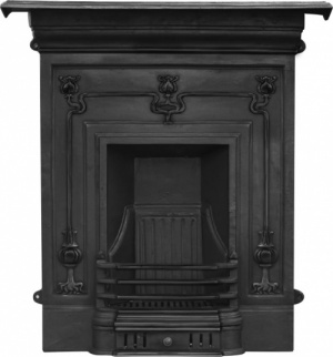 The Winchester Cast Iron Fireplace