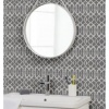 Encaustic Modern Lattice Pattern Tile