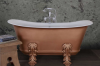 Acanthus Empire Cast Iron Bath