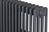 Victorian 4 Cast Iron Radiators 660mm - 19 Section