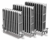 Victorian 4 Cast Iron Radiator 660mm