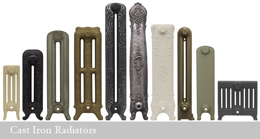 Cast iron radiators by period house store lifetime guarantee