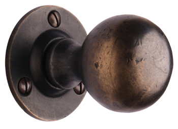 Period Door Furniture - Bronze Door Knobs